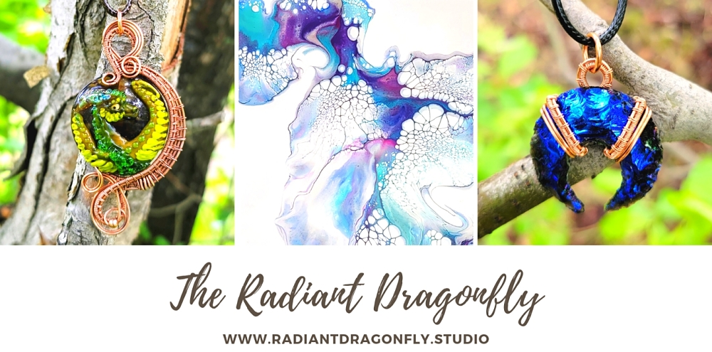 The Radiant Dragonfly